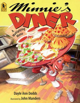 MINNIE'S DINER: A MULTIPLYING MENU, Dodds B2059