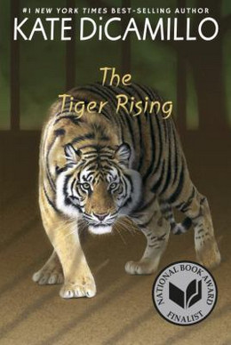 TIGER RISING, DiCamillo B3764