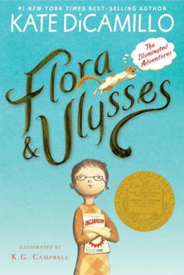 Flora and Ulysses, DiCamillo B3833