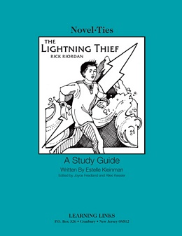 Lightning Thief (Novel-Tie) S3821