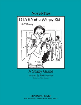 Diary of a Wimpy Kid (Novel-Tie) S3824