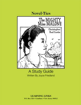 Mighty Miss Malone (Novel-Tie) S3831