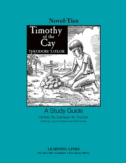 Timothy of the Cay (Novel-Tie) S2473