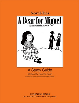 Bear for Miguel (Novel-Tie) S2931