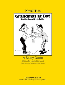 Grandmas at Bat (Novel-Tie) S2716
