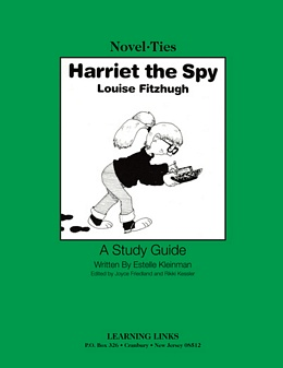 Harriet the Spy (Novel-Tie) S0276