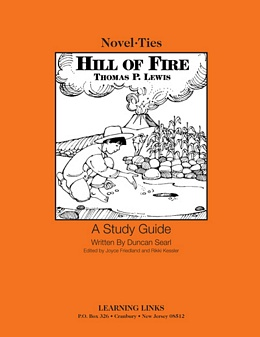 Hill of Fire (Novel-Tie) S1324