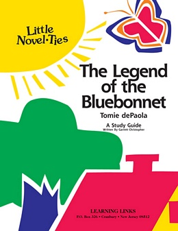 Legend of the Bluebonnet (Little Novel-Tie) L2929