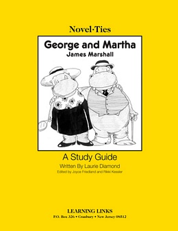 George and Martha (Novel-Tie) S1451