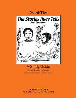Stories Huey Tells (Novel-Tie) S3116