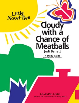 Cloudy with a Chance of Meatballs (Little Novel-Tie) L3135