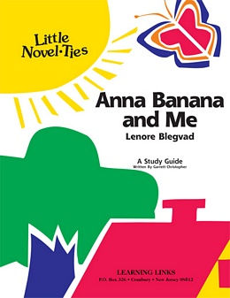Anna Banana and Me (Little Novel-Tie) L0266