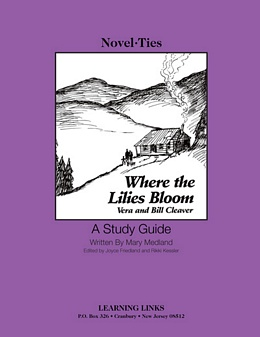 Where the Lilies Bloom (Novel-Tie) S0995