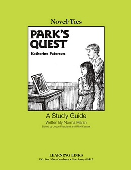 Park's Quest (Novel-Tie) S1071