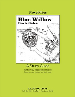 Blue Willow (Novel-Tie) S1499
