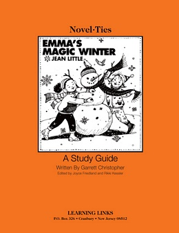 Emma's Magic Winter (Novel-Tie) S0681