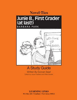 Junie B., First Grader (At Last!) (Novel-Tie) S3612