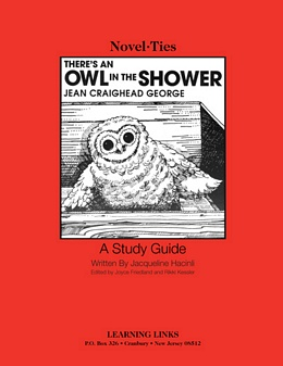 There's an Owl in the Shower (Novel-Tie) S3144