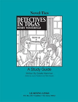 Detectives in Togas (Novel-Tie) S1242