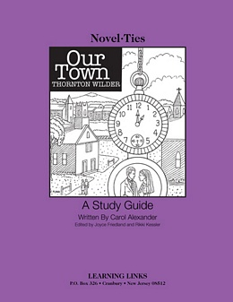 Our Town (Novel-Tie) S0893