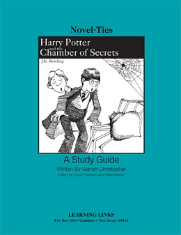 Harry Potter and the Chamber of Secrets (Novel-Tie) S2696