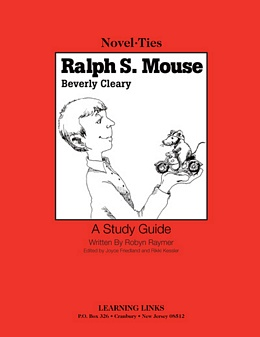 Ralph S. Mouse (Novel-Tie) S2616