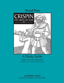 Crispin: the Cross of Lead (Novel-Tie) S3619