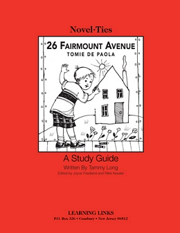 26 Fairmount Avenue (Novel-Tie) S3613