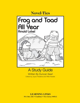 Frog and Toad All Year (Novel-Tie) S3409