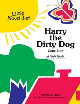 Harry the Dirty Dog (Little Novel-Tie) L0771