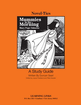 Mummies in the Morning (Novel-Tie) S2560