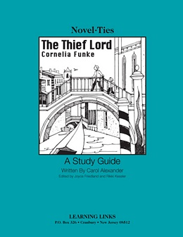 Thief Lord (Novel-Tie) S3645
