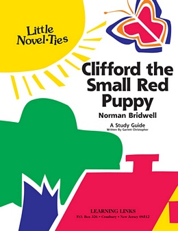 Clifford, the Small Red Puppy (Little Novel-Tie) L0342