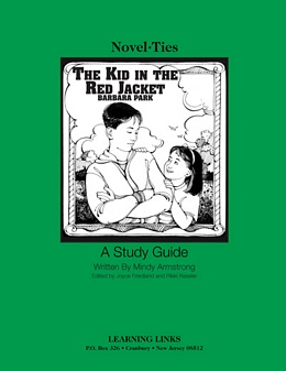 Kid in the Red Jacket (Novel-Tie) S2227
