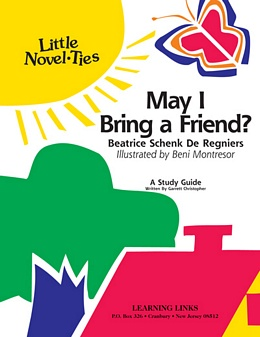 May I Bring a Friend? (Little Novel-Tie) L0382