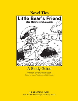 Little Bear's Friend (Novel-Tie) S1389