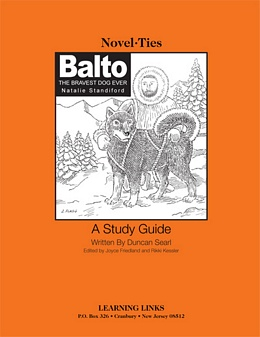 Balto: The Bravest Dog Ever (Novel-Tie) S3744