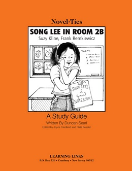 Song Lee in Room 2B (Novel-Tie) S1839