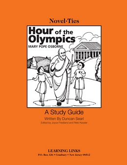 Hour of the Olympics (Novel-Tie) S3348