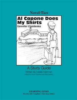 Al Capone Does My Shirts (Novel-Tie) S3762