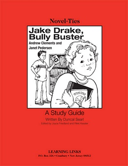 Jake Drake, Bully Buster (Novel-Tie) S1139