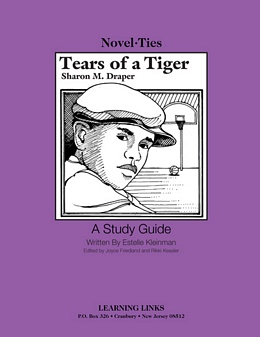 Tears of a Tiger (Novel-Tie) S3766