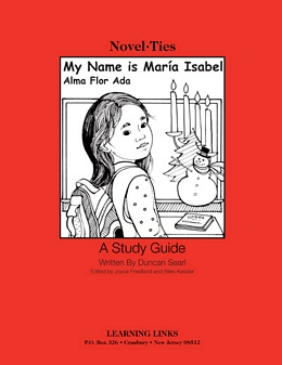 My Name is Maria Isabel (Novel-Tie) S2140