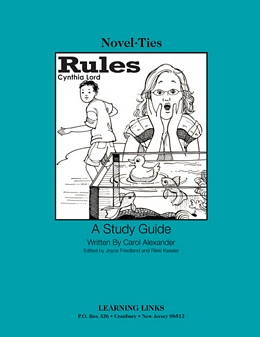 Rules (Novel-Tie) S3811