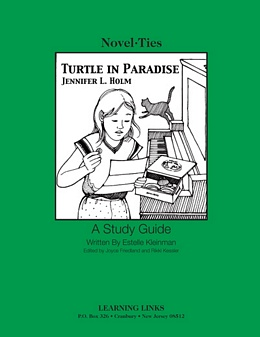 Turtle in Paradise (Novel-Tie) S3818