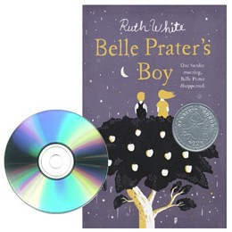 Belle Prater's Boy - Book and CD E820