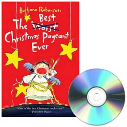 Best Christmas Pageant Ever - Book and CD E827