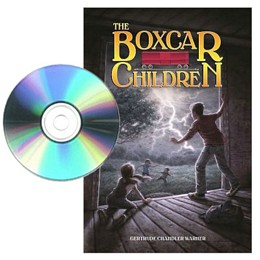 Boxcar Children - Book and CD E859