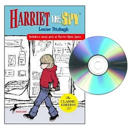 Harriet the Spy - Book and CD E1251
