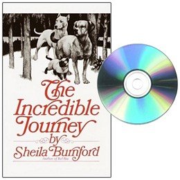 Incredible Journey - Book and CD E1350